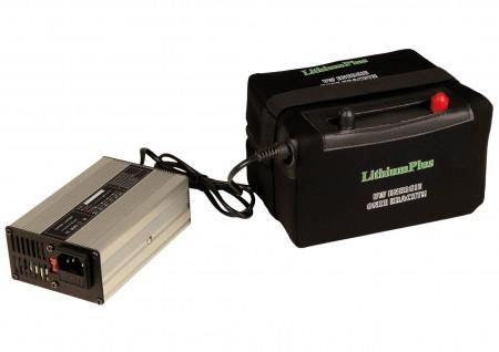 Lithium accu 12 volt / 22 Amp