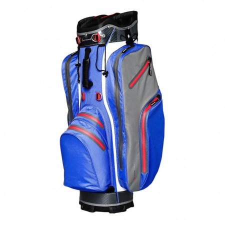 Cartbag  Tour serie Blauw water repellent