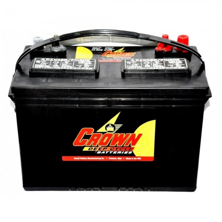 Crown deep cycli accu type 24DC95