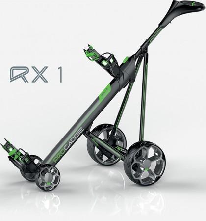PROCADDIE RX 1 CB Groen / zwart