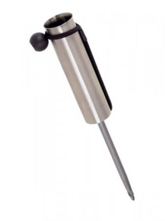 Titanium parapluhouder