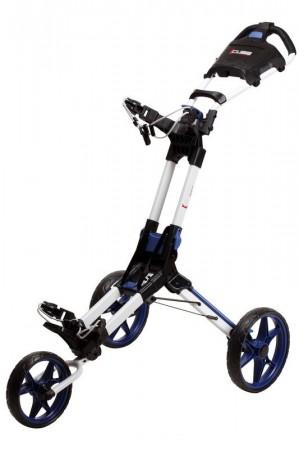 Cube NXT duw trolley Wit / blauw