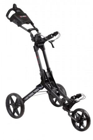Cube NXT duw trolley Zwart / zwart