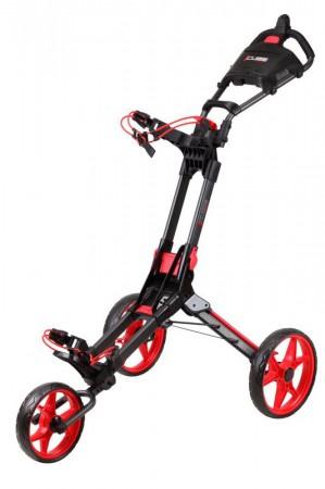 Cube NXT duw trolley Zwart / rood