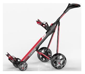 ProCaddie RX1 - Rood/Zwart