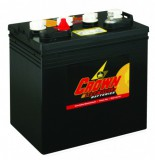 Crown 8 Volt accu