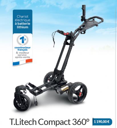 Trolem T Litech compact 360 Graden