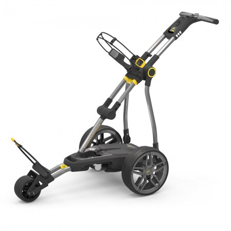 Elektrische Golftrolley Powakaddy C-2i Lithium XL 2019