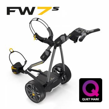 Elektrische Golftrolley Powakaddy FW-7s Lithium XL 2018