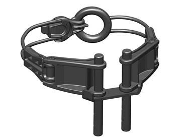 Clic Gear verhoog binder