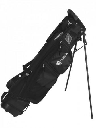 Cougar standbag Milano zwart