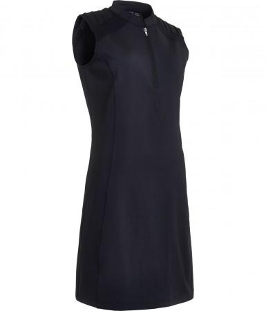 Abacus Lds Dress Emy - zwart