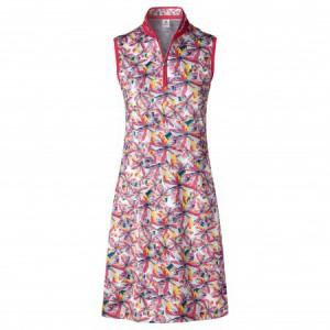 Daily Sports - Rickie Sleeveless Dress - Sangria