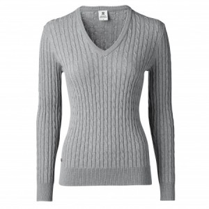 Daily Sports - Madelene Pullover - cinder grey