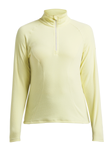 Röhnisch Micro Fleece Pulli - Powder Yellow