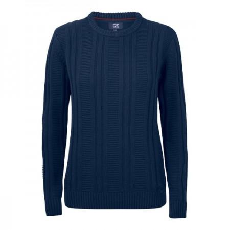 Cutter & Buck Elliot bay Sweater Ladies - Dark Navy