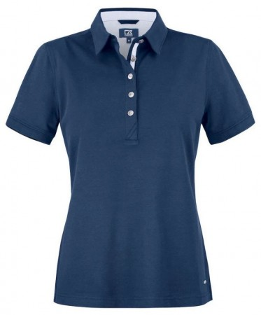 Cutter & Buck Advantage Premium Polo - dark navy