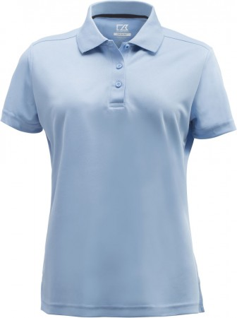 Cutter & Buck Kelowna Polo - Light Blue