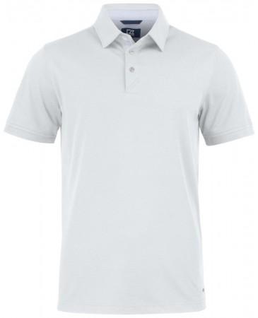 Cutter & Buck Advantage Premium Polo - White