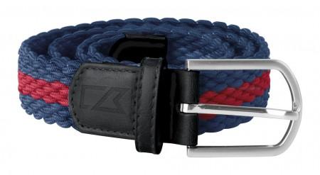 Cutter & Buck Skagit Belt - navy/red