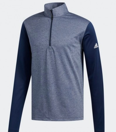 Adidas Lightweight Top - Collegiate Navy Melange