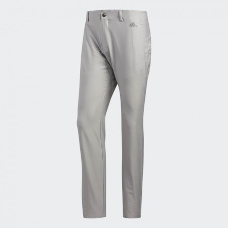 Adidas Ultimate365 3-Stripes Tapered Pants - Grey Two