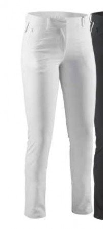 Abacus Lds Divine Trousers - white