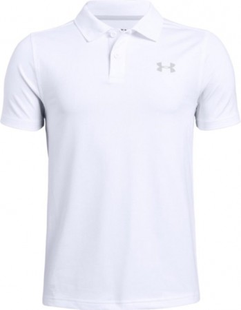 Under Armour Heren performance polo - wit