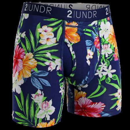 2UNDR Swing Shift Boxer Brief - Tahiti