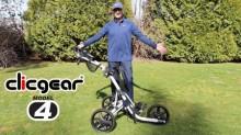 Clicgear 4.0  Nieuw !!!