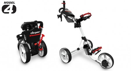 Clicgear 4.0 Wit