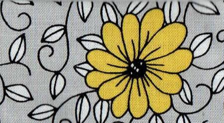 Yellow Daisy Koelsjaal