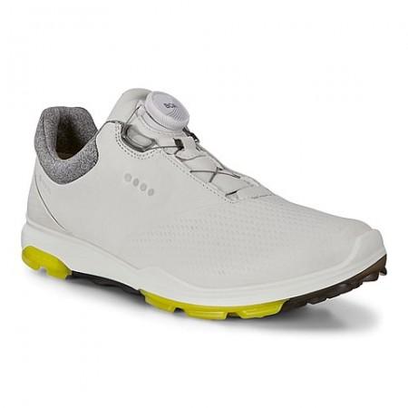 ECCO W Golf BIOM Hybrid BOA - White/Canary