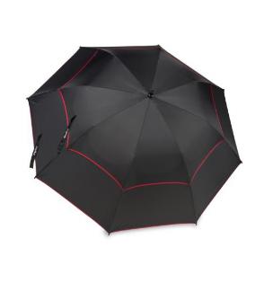 Paraplu Sun Mountain Zwart / rood