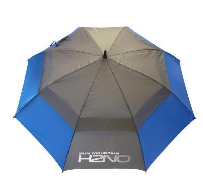 Sun Mountain paraplu Blauw / grijs