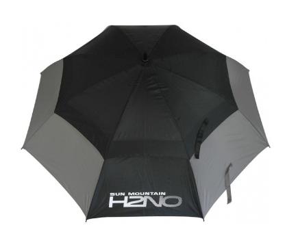 Sun Mountain paraplu Grijs / zwart