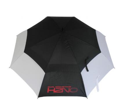 Sun Mountain paraplu Wit / zwart