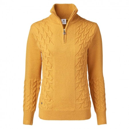 Daily Sports - Alondra LS Pullover Lined - Amber