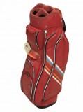 Joejo Lederen cart / stand bags