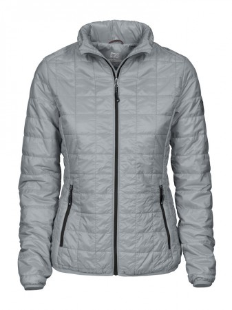 Cutter & Buck Rainier Jacket Ladies - Zilver