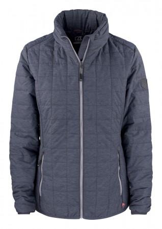 Cutter & Buck Rainier Jacket Ladies - Antraciet/Navy Melange