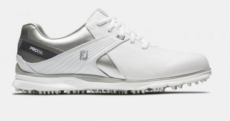 FootJoy ProSL - wit met silver/grijs