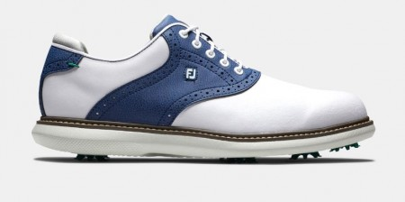 FootJoy Traditions - wit/navy
