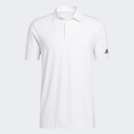 Adidas Ultimate365 Solid Polo Shirt - Wit