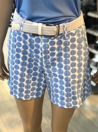 Alberto Arya Shorts - blue / white