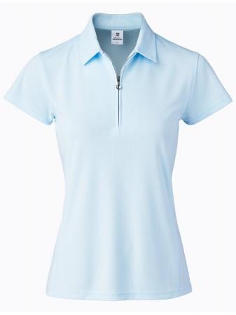 Daily Sports - Macy Cap Polo - Breeze Blue