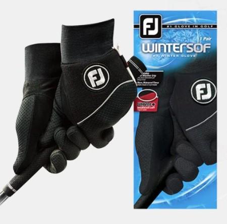 FootJoy - WinterSof - Pair - Black